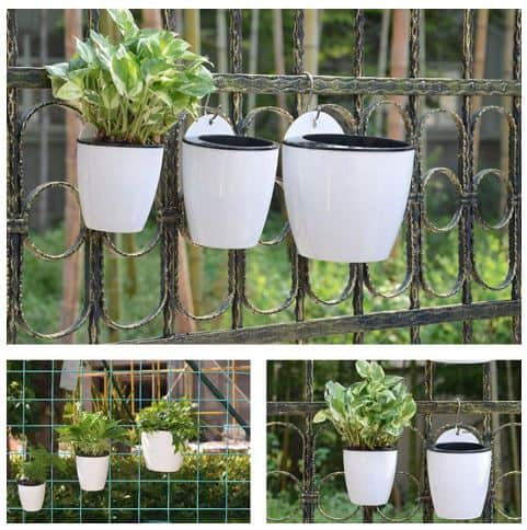 Recycling Plastic Plant Pots and Containers