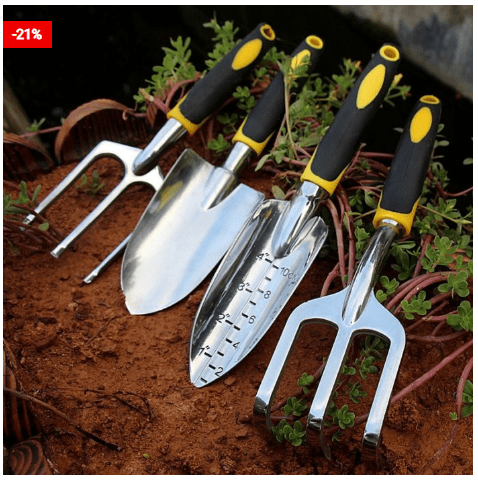 What Are The 20 Most General Gardening Tools Set